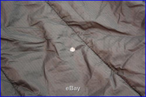 US Military MSS Black Intermediate Cold Weather Mummy Sleeping Bag to -10° Exc