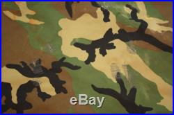 US Military Weatherproof Gore-Tex Camo Bivy Cover -Used