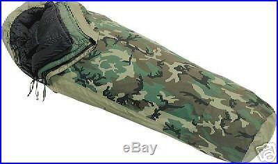 U. S. Army Modular sleep system  4 peice Sleeping bag