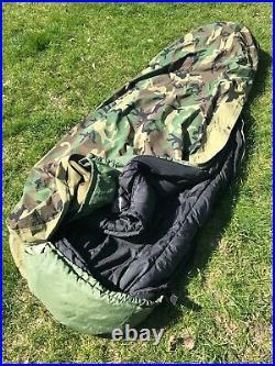 U. S. Military Single Modular Sleep System