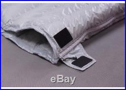 Ultralight Backpacking Goose Down Sleeping Bag UL Camping Hammock Quilt 40 deg