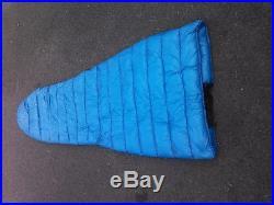 Ultralight Handmade 900fp Down sleeping bag mummy style