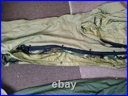 Us Army Military Modular Sleep System Camo Used Complete 846501445274