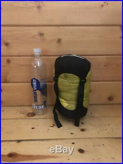 Used Once $479.00 Sea To Summit 18° Spark Ultralight Sleeping Bag Size Regular
