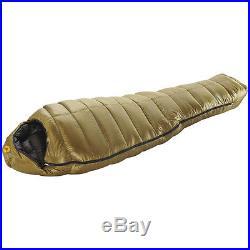 Valandre Swing 700 3 Season Down Sleeping Bag LEFT Zip Comf 23° F Ext -7 M