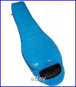 Vango Venom 300 Down Sleeping Bag Lightweight DofE (2017 Model) Imperial Blue
