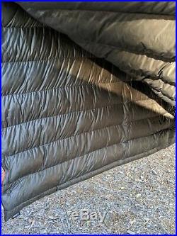 Vanlife Quilt Comforter 10F Queen Size Enlightened Equipment Itasca
