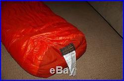 Vintage Eddie Bauer Goose Down Sleeping Mummy Bag 84 X 32