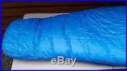 Vintage Rare HOLUBAR Royalight 4 Season Expedition -20 Down Sleeping Bag. USA