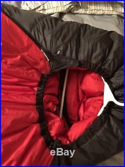 WESTERN MOUNTAINEERING Bison -40° GWS Gore WS Down SLEEPING BAG Long RightZIPPER