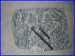 WESTERN MOUNTAINEERING MEGALITE 30F DOWN SLEEPING BAG 6'0