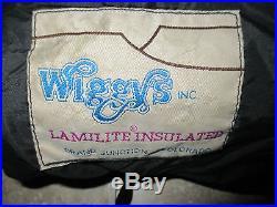 WIGGYS SUPER LIGHT SLEEPING BAG LAMILITE / Cold Weather Sleeping Bag