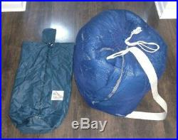 Warmlite (-60 to +60) Down Sleeping Bag System