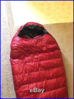 Western Mountaineering Alpinlite Down Sleeping Bag 20 Degree Long
