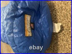 Western Mountaineering Antelope Down 5 F Sleeping Bag Right Zip 60 Regular
