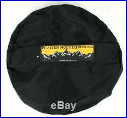 Western Mountaineering Antelope GWS Sleeping Bag 5 Degree 6' 6/RZ /49430/