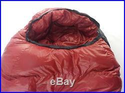 Western Mountaineering Apache MF Sleeping Bag 15 Degree Down 6ft LZ /33480/