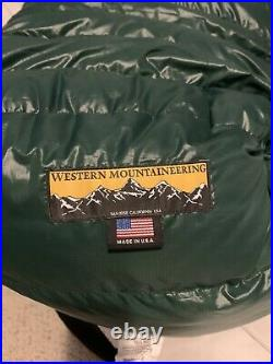 Western Mountaineering Badger MF