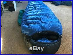 Western Mountaineering Big Horn SMF -25 F Sleeping Bag 66 Down 850+ Fill