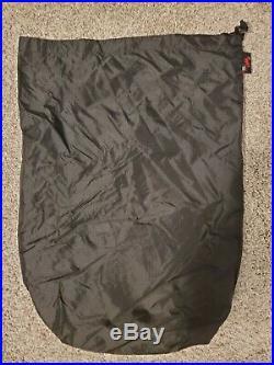 Western Mountaineering Bristlecone MF -10 Degree Sleeping Bag, Size 6', Left Zip
