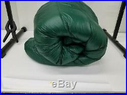 Western Mountaineering Bristlecone Right Zip Sleeping Bag Forest Green -10F 6'6