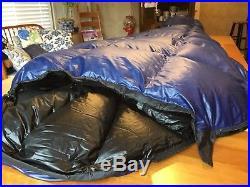 Western Mountaineering Caribou 850 Fill Goose Down Sleeping Bag