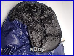 Western Mountaineering Caribou MF Sleeping Bag 35 Degree Down- 6ft 6in /25138/