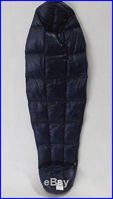 Western Mountaineering Caribou MF Sleeping Bag 35 ° Down 6ft. 6in /34609/