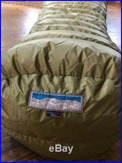 Western Mountaineering Dakota Dryloft Sleeping Bag -5F LONG 6'6