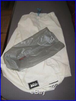 Western Mountaineering Highlite down sleeping bag, 16oz! Left side zip