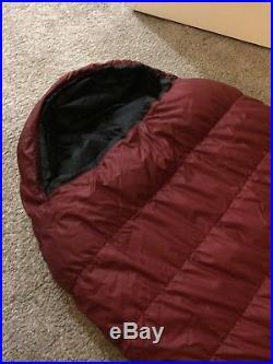 Western Mountaineering Hooded Aspen Sleeping Bag
