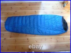 Western Mountaineering Hooded Aspen Sleeping Bag 6'6