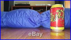Western Mountaineering Iroquois down sleeping/mummy bag