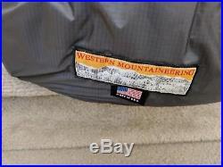 Western Mountaineering Kodiak GWS 7' Sleeping Bag-The Very Best One Made-MINT