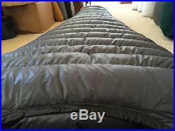 Western Mountaineering Kodiak MF Down Sleeping Bag Long Size 0 Degree