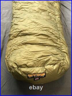 Western Mountaineering Lynx GWS -10°F Down Sleeping Bag 60 Left Zipper