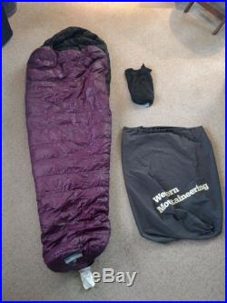 Western Mountaineering MegaLite Sleeping Bag (Tall)