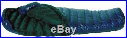 Western Mountaineering Megalite 30 Blue 6 ft, Left Zip Sleeping Bag
