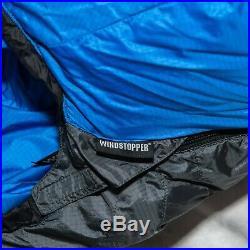 Western Mountaineering Puma Down Sleeping Bag, -25, Windstopper, 6'6, Right Zip