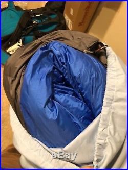 Western Mountaineering Puma Gore Windstopper Sleeping Bag 5 FT 6 IN / RIGHT ZIP