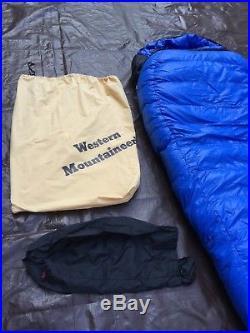 Western Mountaineering Puma MF Sleeping Bag