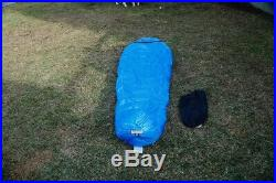 Western Mountaineering Puma Right Zip 6'6 XL Sleeping Bag