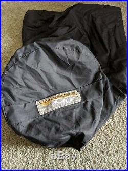 Western Mountaineering SMF Apache Down Sleeping Bag, 15 degrees. Regular