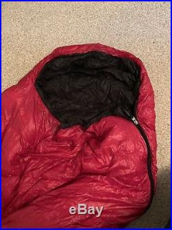 Western Mountaineering Summer light Bag 0°c Ultralight down sleeping bag