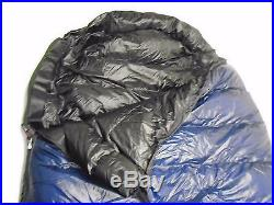 Western Mountaineering TerraLite Sleeping Bag 25 Degree Down- 6ft 6in /23946/