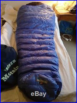 Western Mountaineering UltraLite sleepingbag