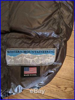 Western Mountaineering Ultralite
