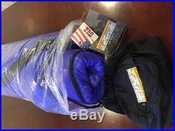 Western Mountaineering Ultralite 6' Left Zip 20 deg Down Bag