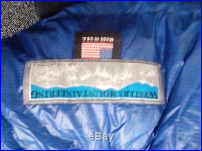 Western Mountaineering Ultralite 6ft RH Sleeping Bag