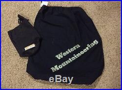 Western Mountaineering Ultralite Down Sleeping Bag